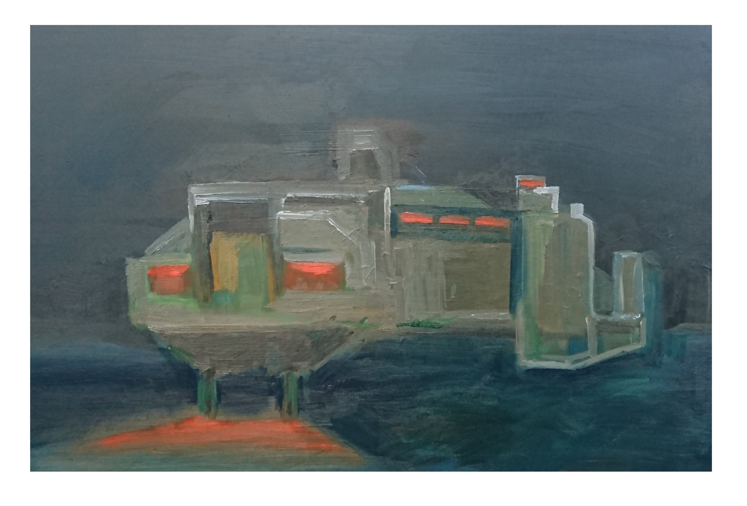 Bunker on the Shoal