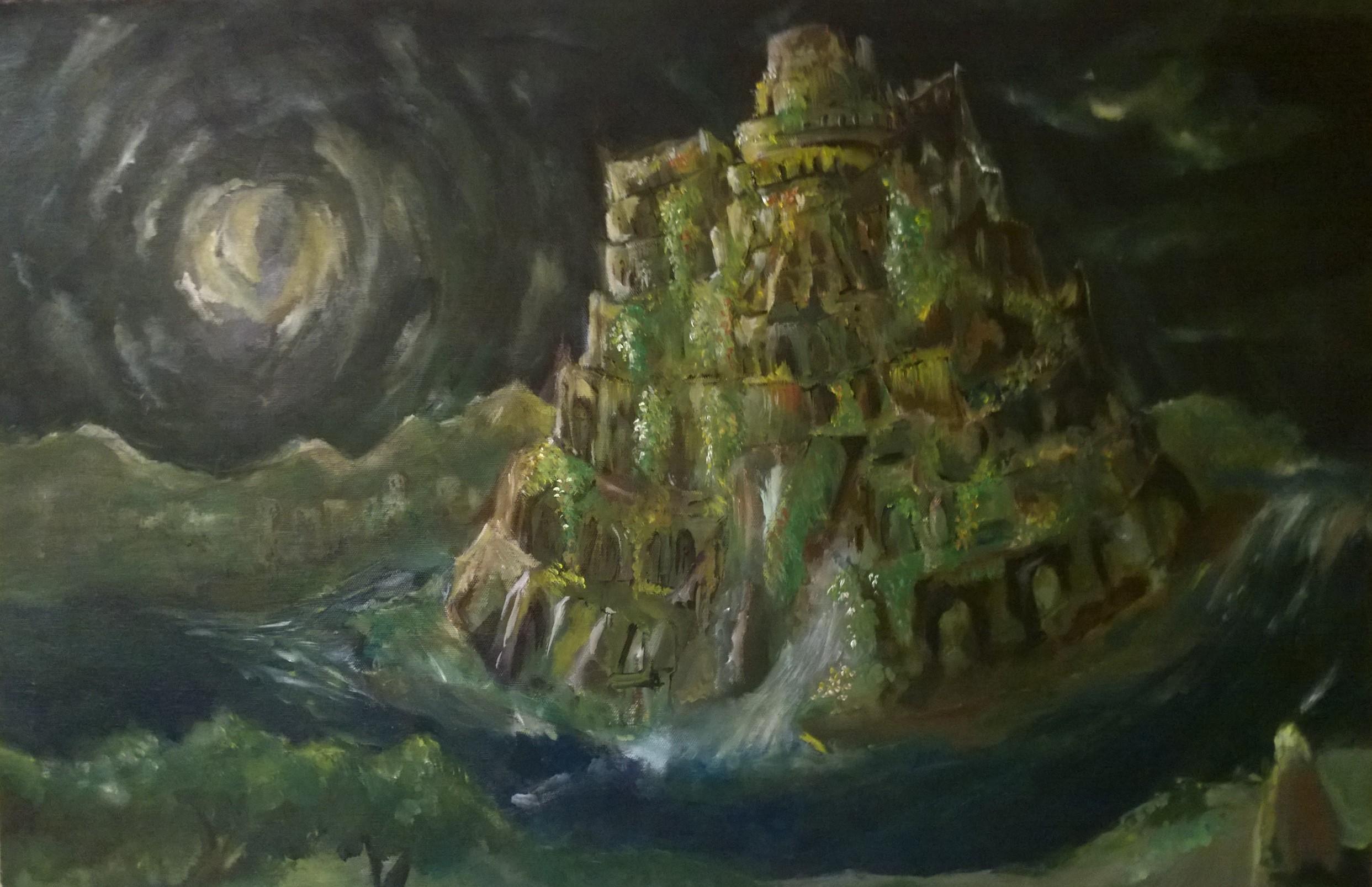 Reclamation (After Bruegel the Elder)