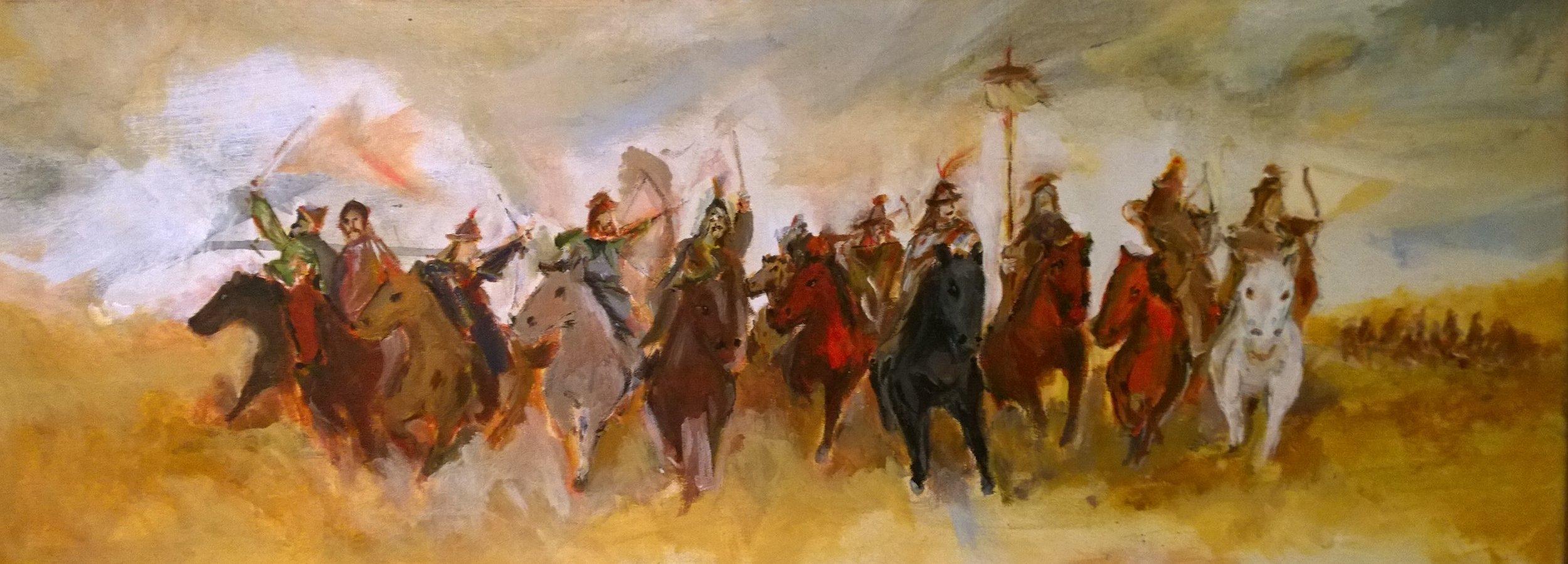 Rider of the North