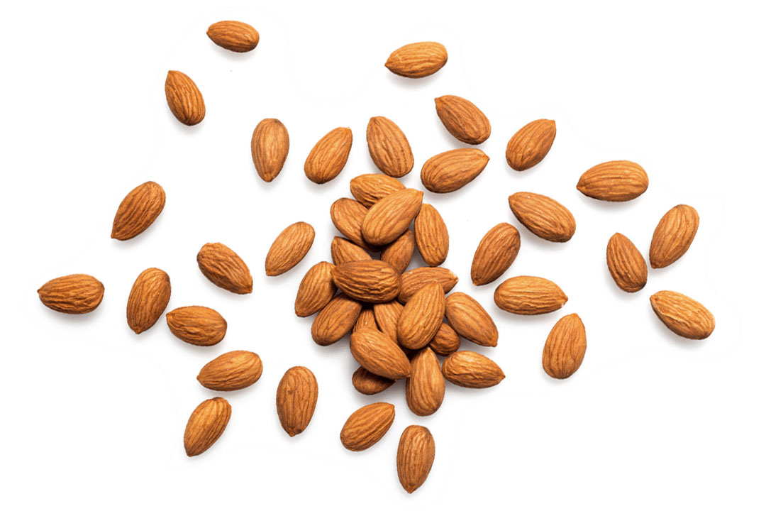 Particlized Almonds