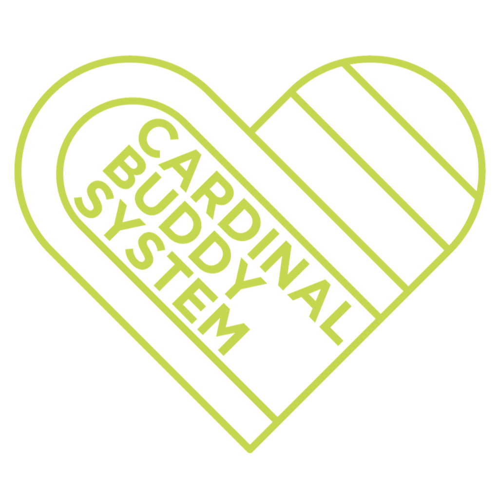 Logo: Cardinal Buddy System