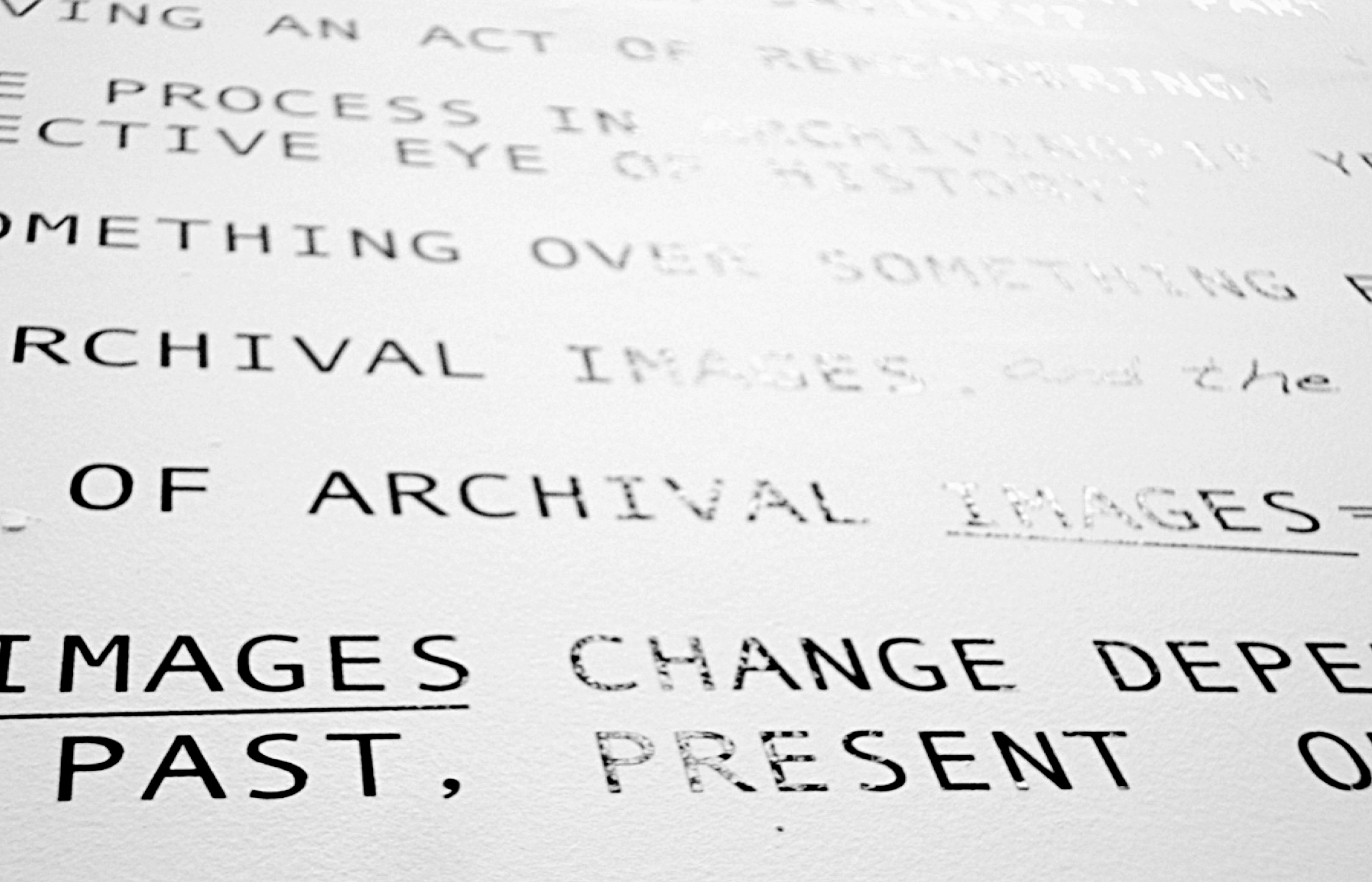 The Artist The Archivist And The Future Of Images
