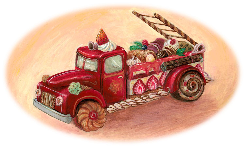 Sweet Firetruck