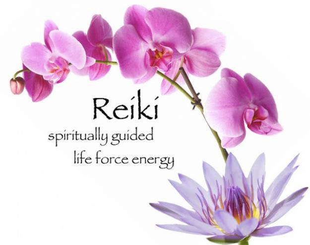 Reiki - Rei