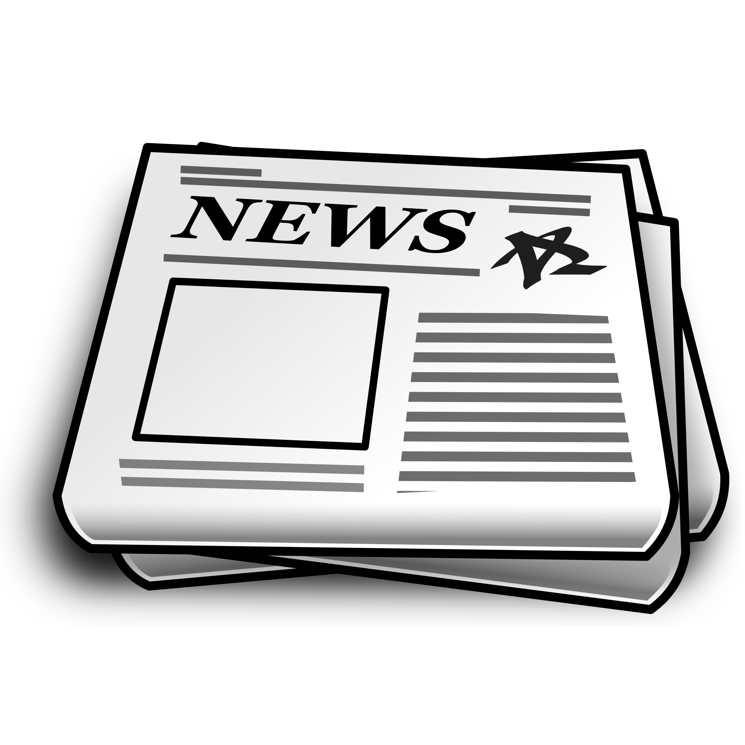 NEWSLETTERS - Tell your folks what's going on ... with our help. You supply the content, we put everything together in a clear yet stylish format. Electronic and print versions available.