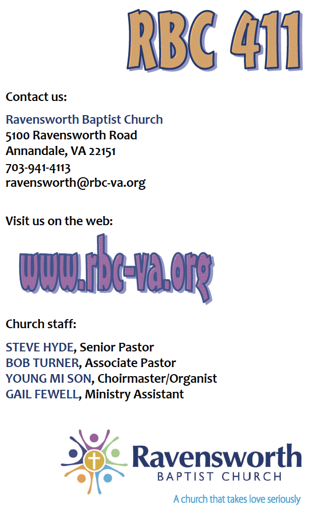 Ravensworth Contact Information