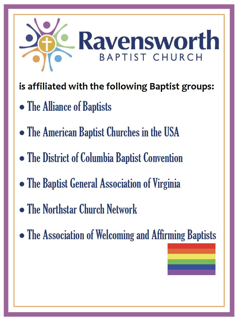 Ravensworth Affiliations