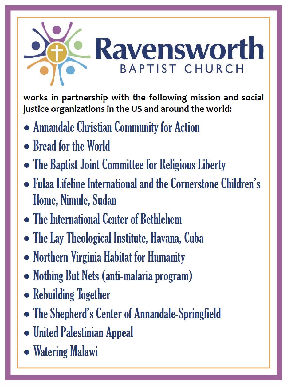 Ravensworth Partners List