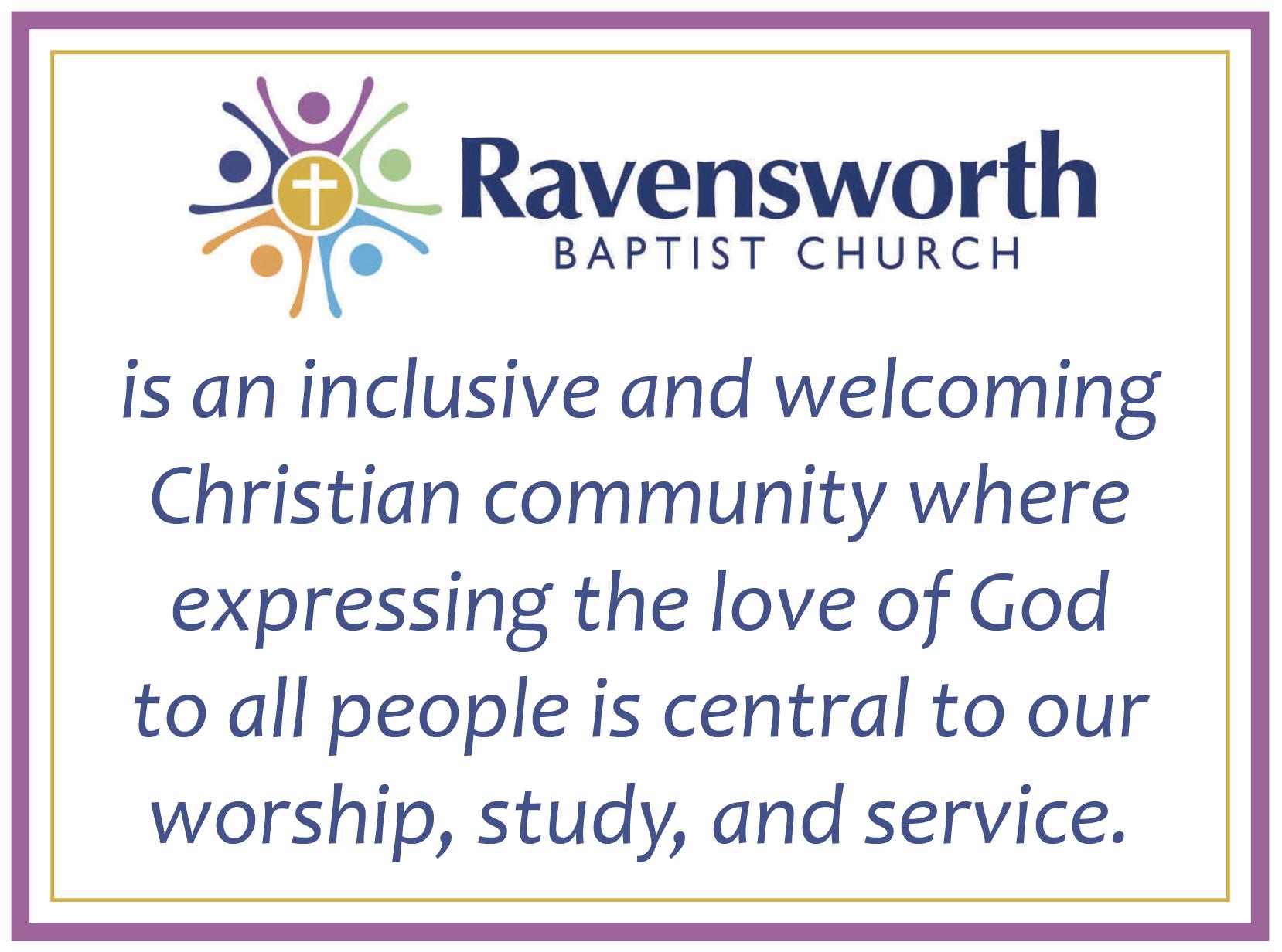 Ravensworth Identity Statement