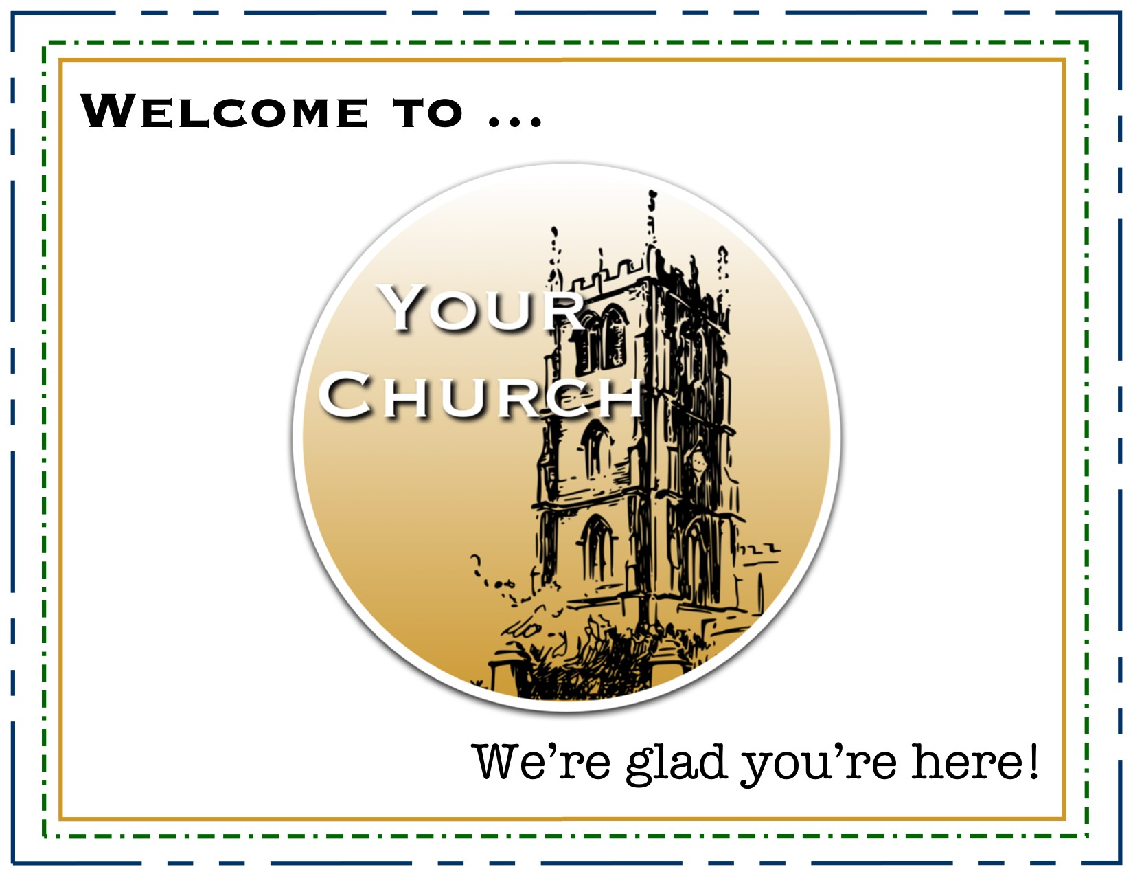 Welcome to YourChurch