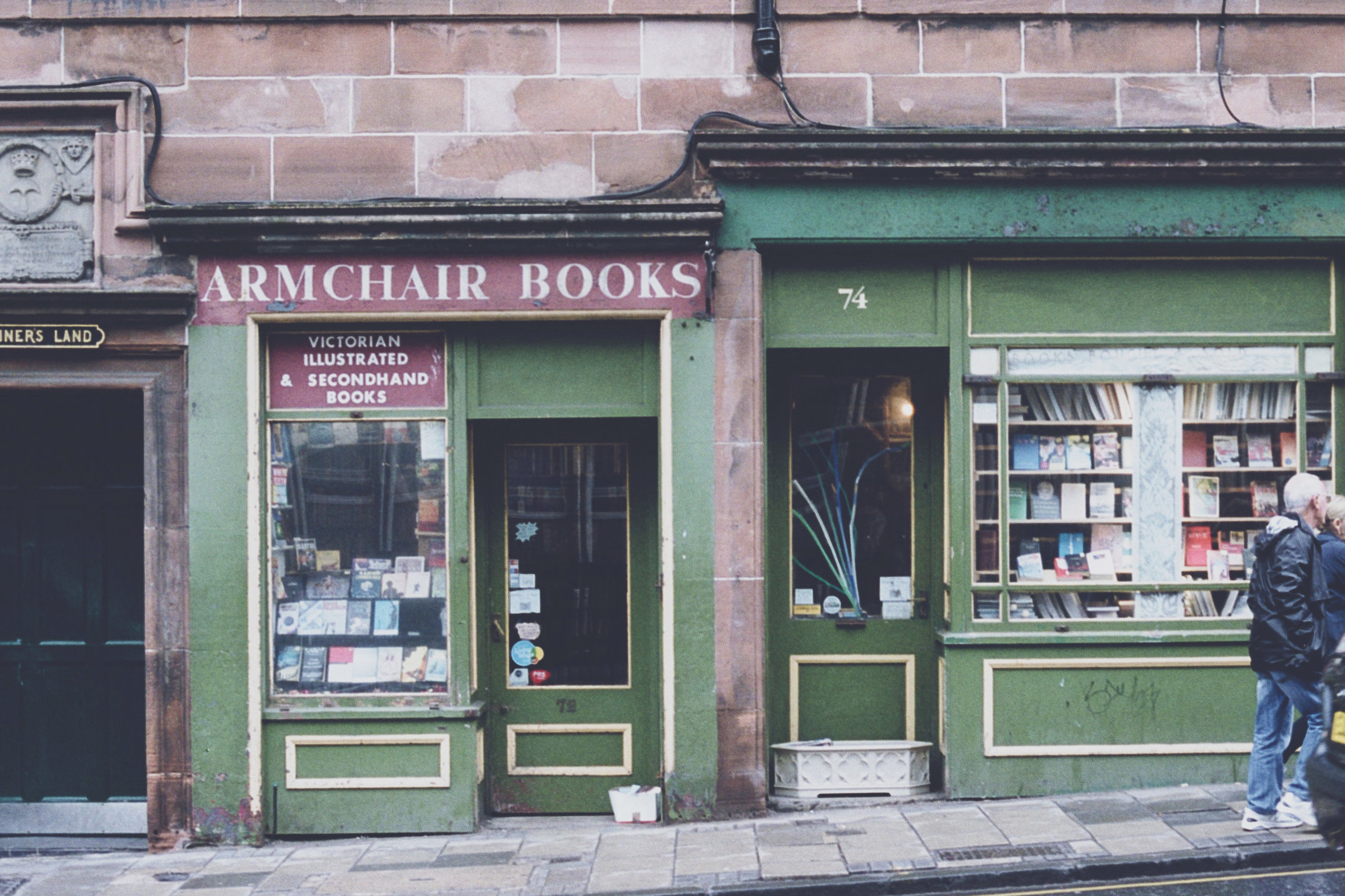 Store - Purchase ready-made items or place a custom order. (No, I do not sell armchairs. Books? Yes. Chairs? No.)