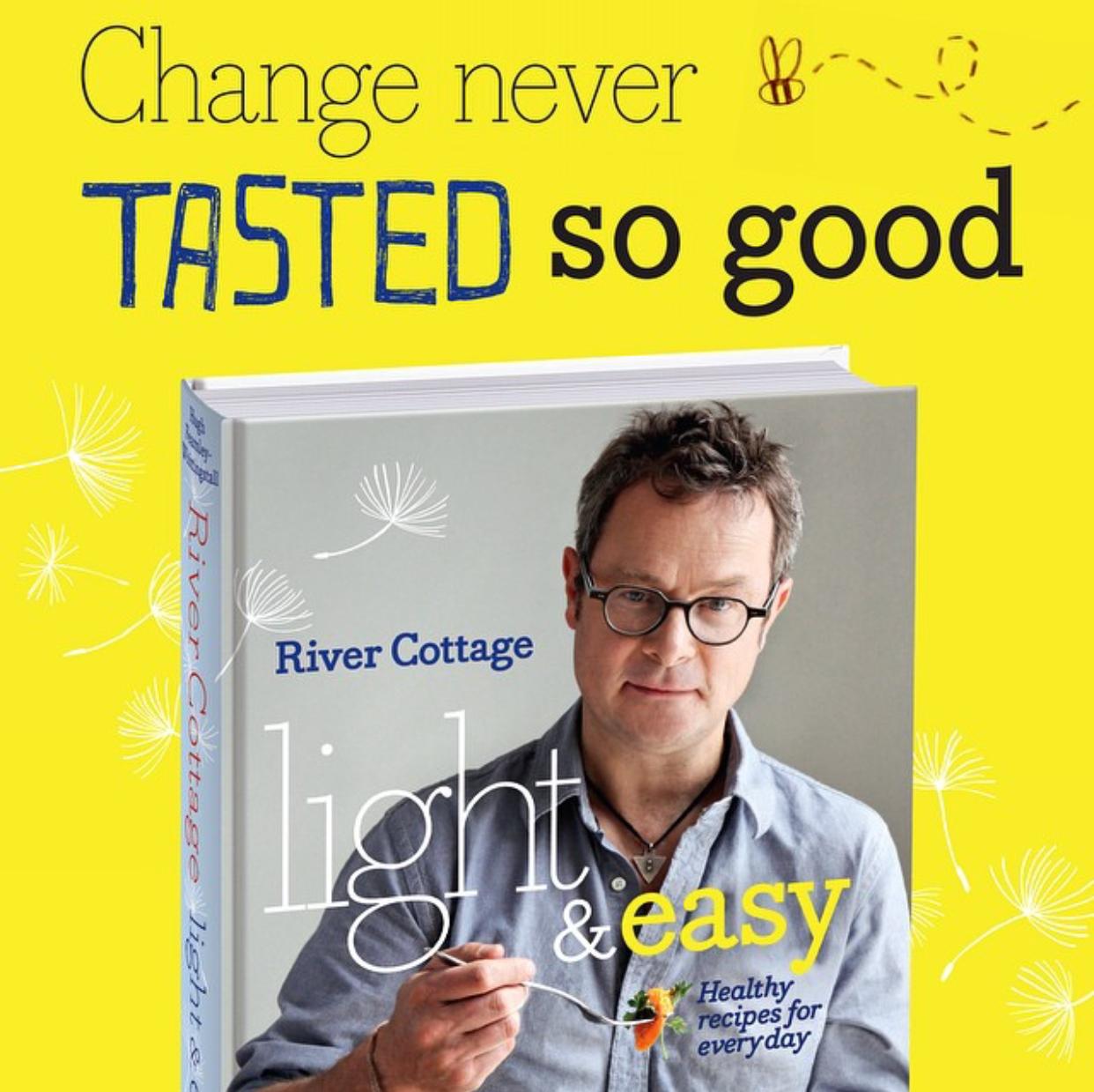 River Cottage light & easy cookbook