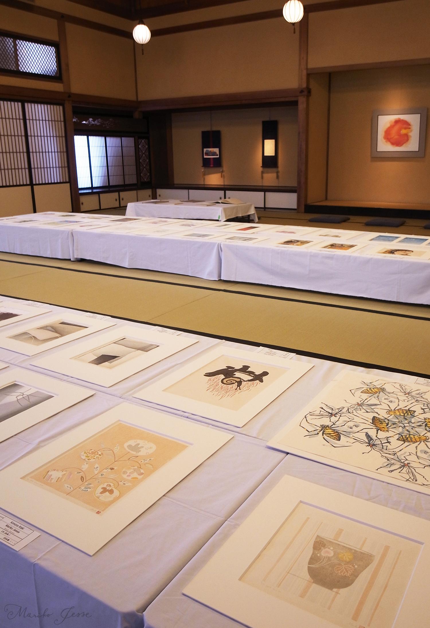 Kyoto exhibition