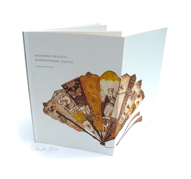 Mandarin Oriental annual report