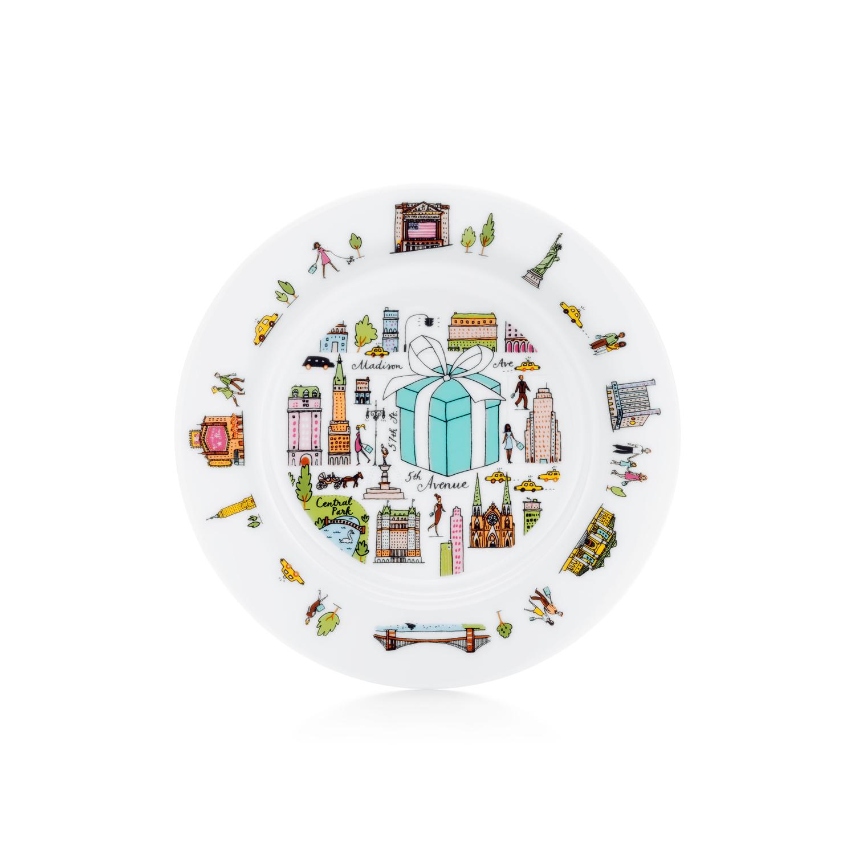 Tiffany & Co. plate