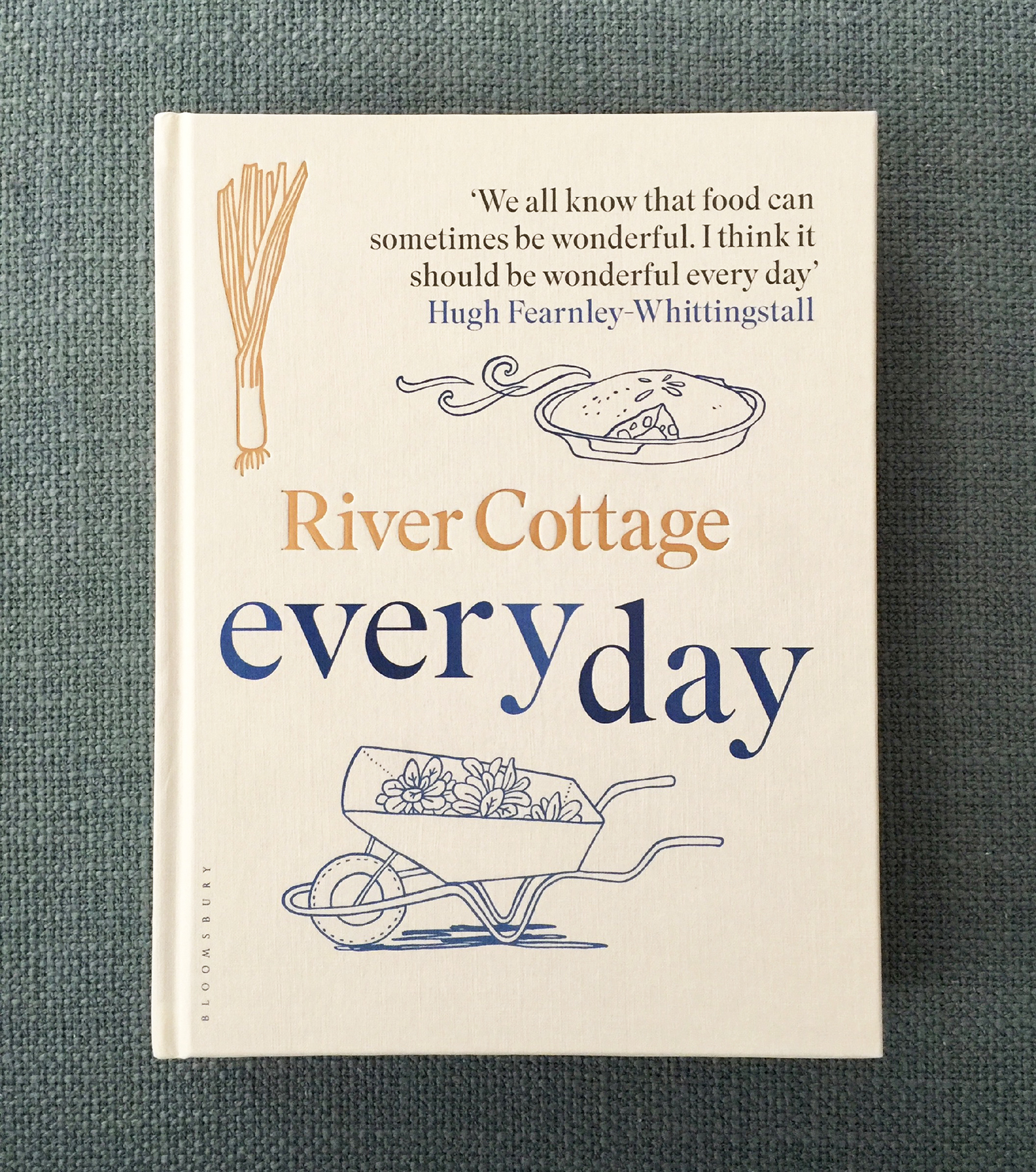 River Cottage everyday re-issue