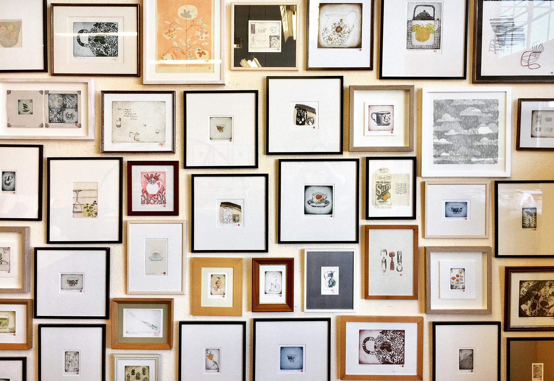 open studio exhibition