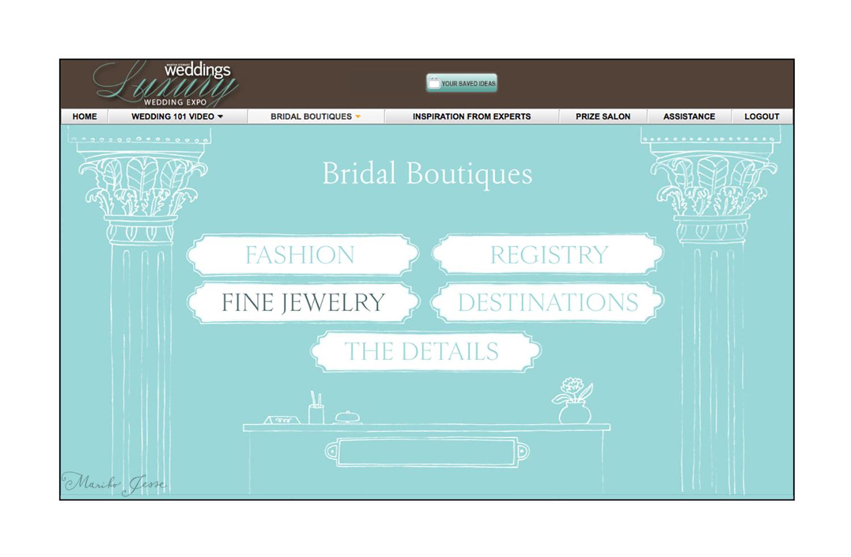 online wedding site