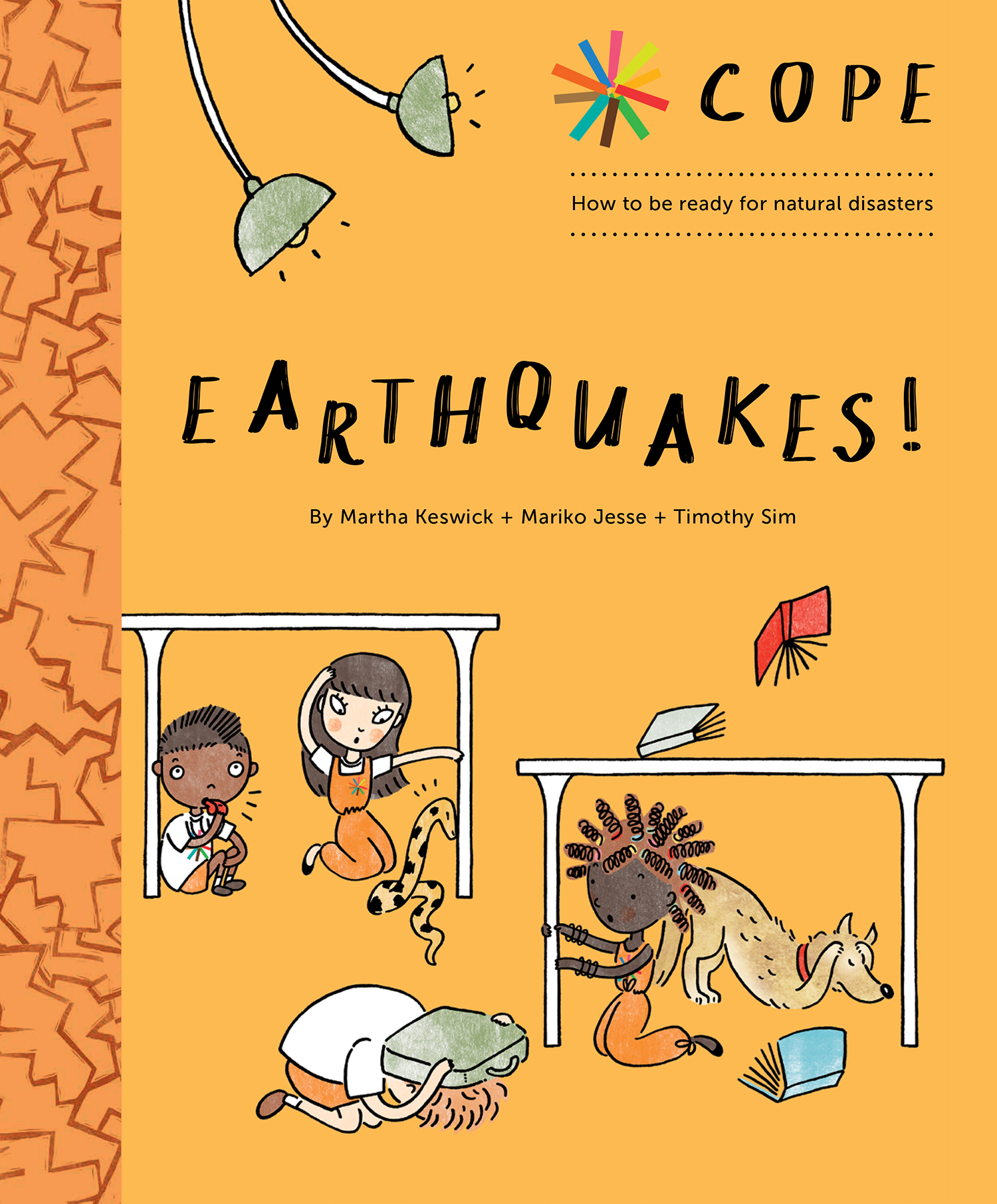 COPE Earthquake book