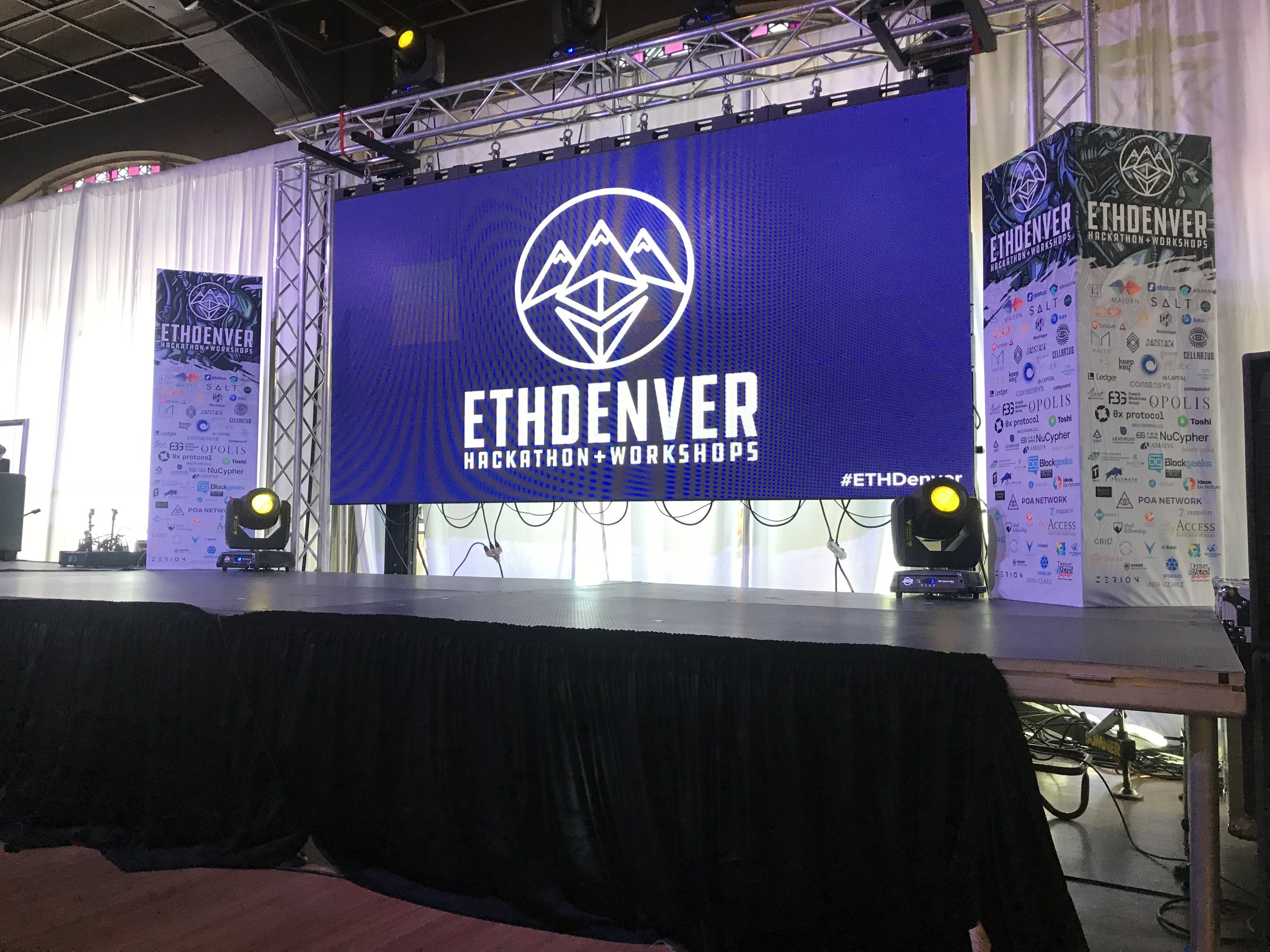 ETHDenver set the stage for one fanstastic hackathon and conference event.