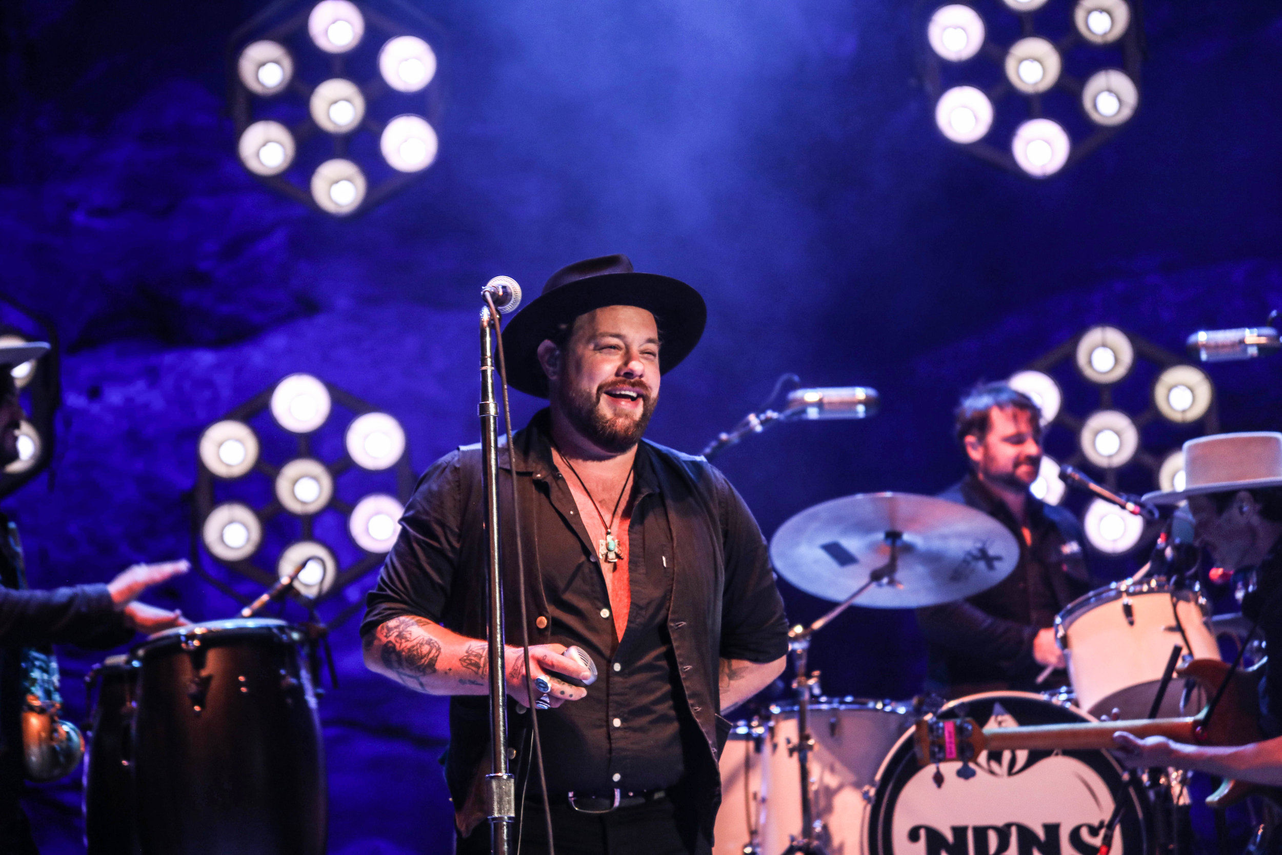 Nathaniel Rateliff & The Nightsweats.