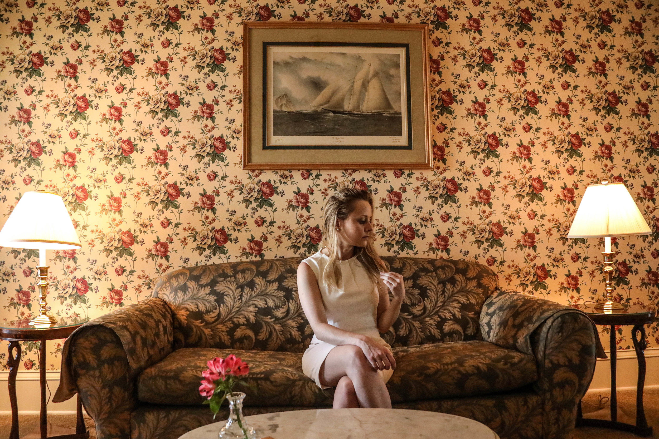 Hotel Boulderado's   Historic King Suite   features victorian-era decor throughout.
