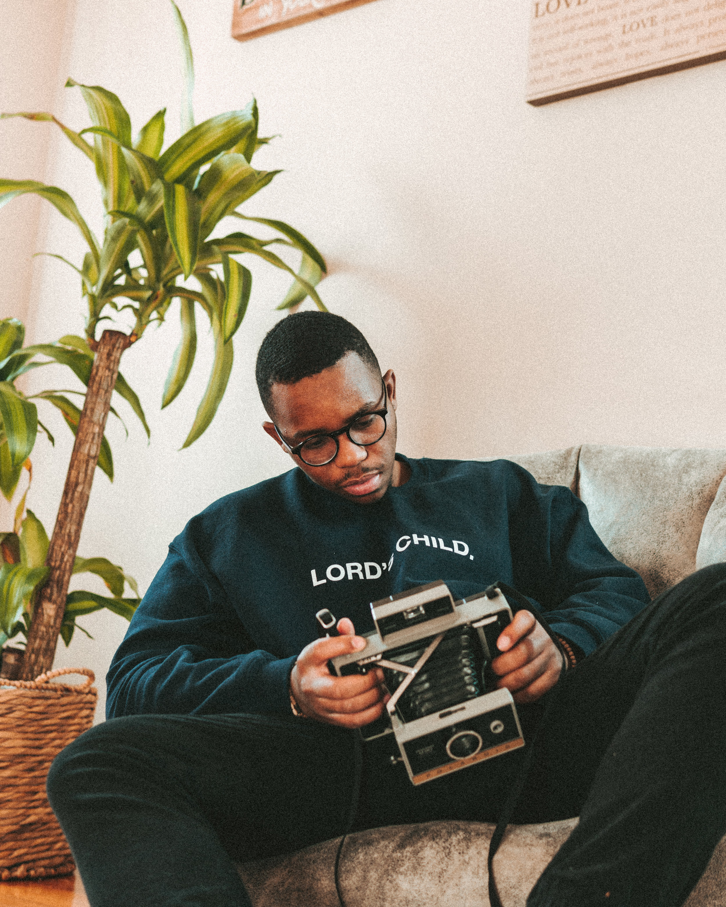 LORD'S CHILD. - BRAND // PODCAST