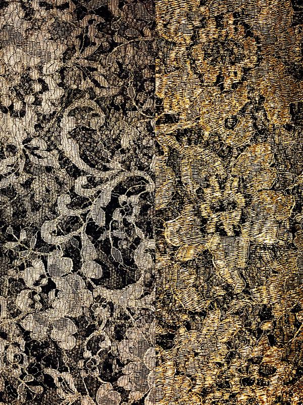 Maison de Rossi couture wedding lace