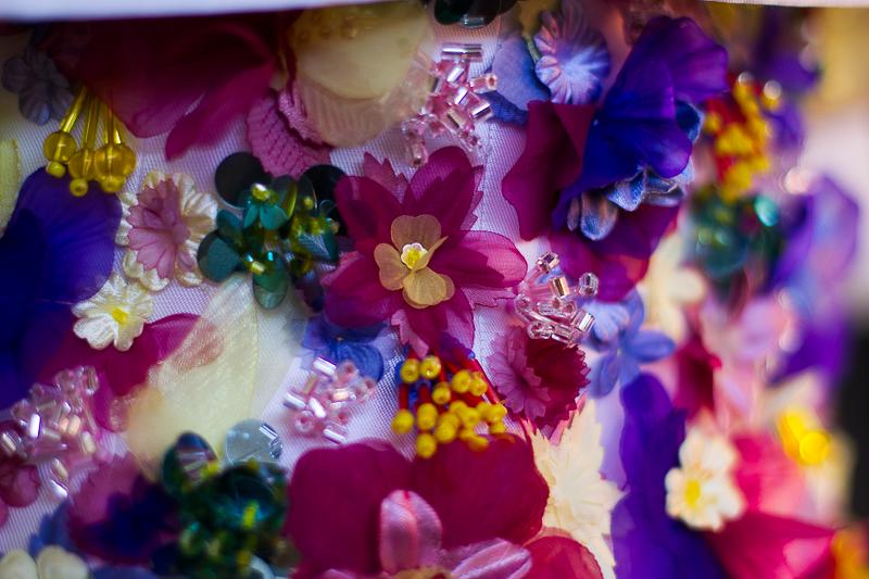 Ile de Fleurs Tea Suit