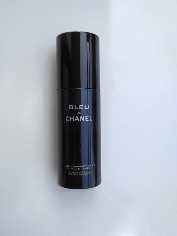 Bleu de Chanel, 2-in-1 Moisturizer for Face and Beard