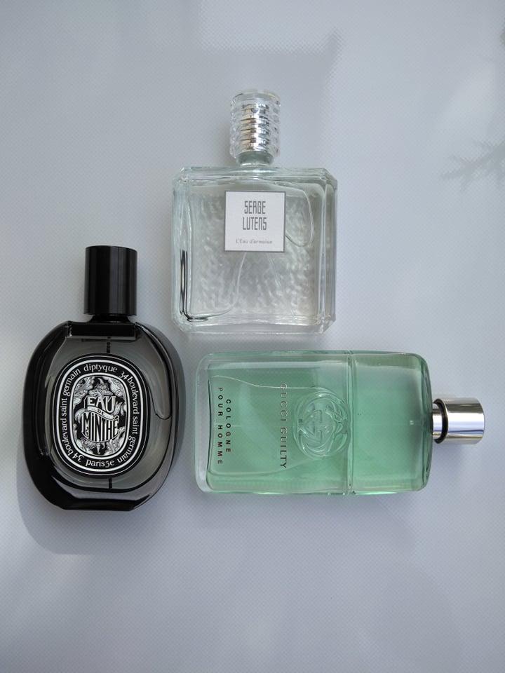 Zapachy -
