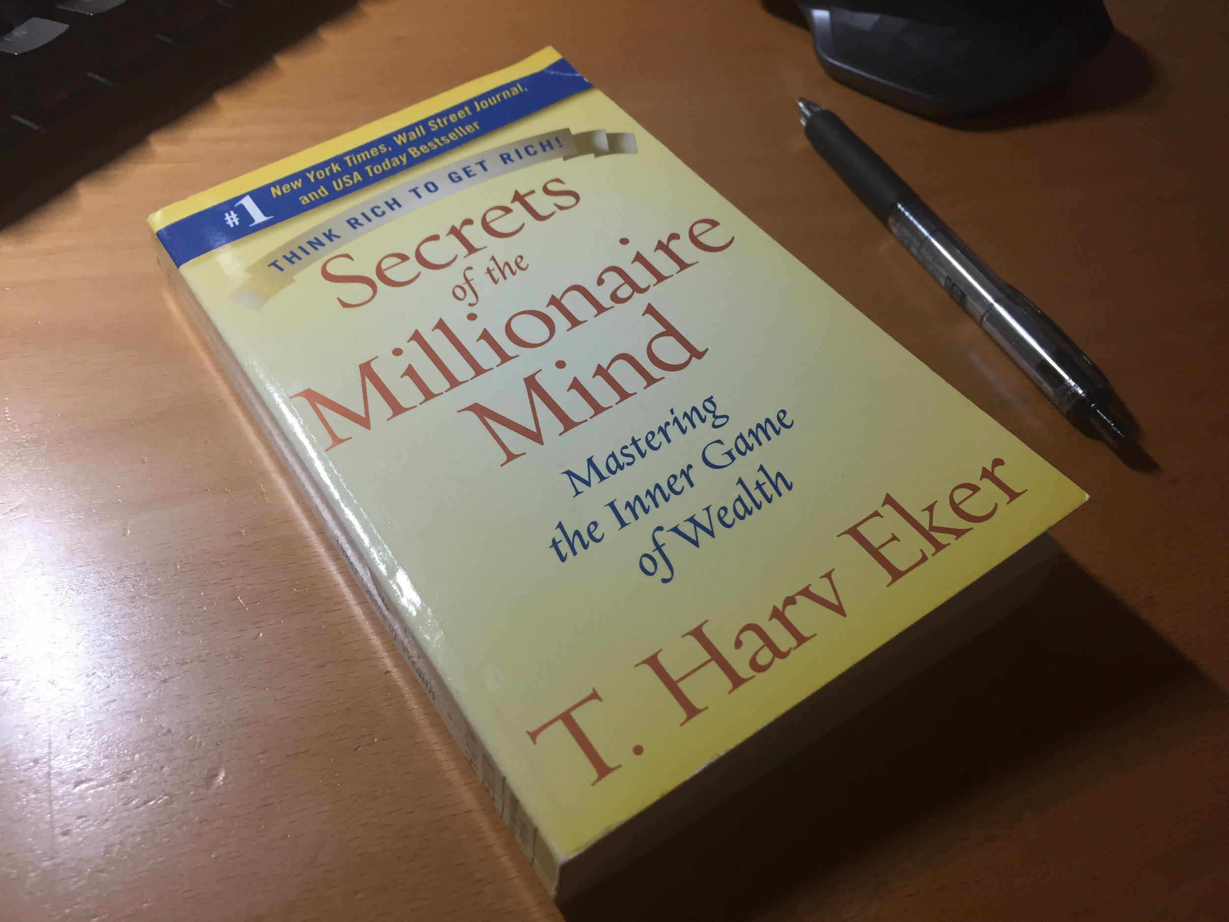 This book helped manage my entire life!