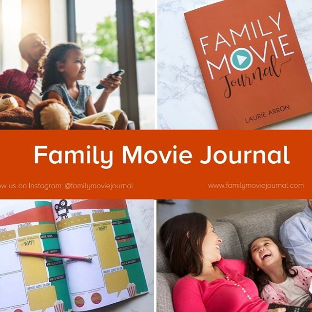 Family Movie Journal is in action! Holidays are just around the corner... FMJ is a perfect gift for loved ones, along with a DVD and hot cocoa mix :-) yummy