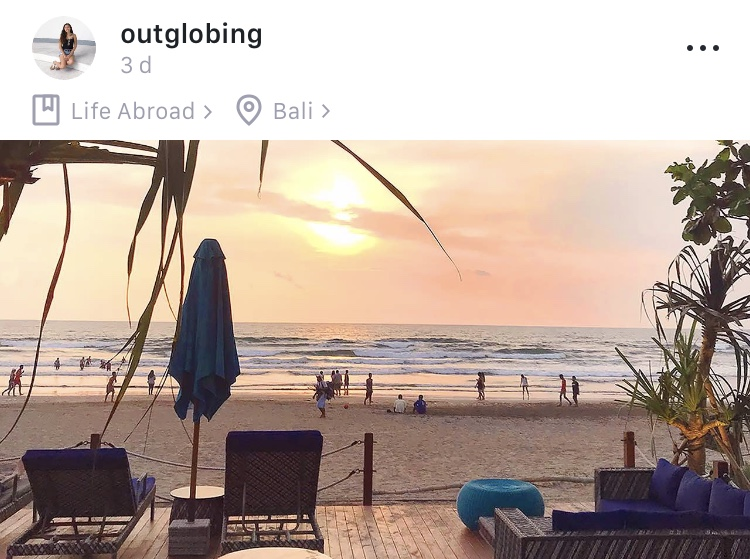 Bali, Indonesia - This destination definitely makes the bucket list, and it's clear why with Dianna's picture! To read her blog posts and see more great photos from all around Asia, be sure to follow her @outglobing on Jet Journal.