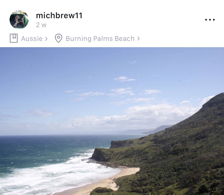 Burning Palms, New South Wales - I'm pretty sure every beach in Australia is breathtaking...Follow @michbrew11 to see more of what Australia has to offer!