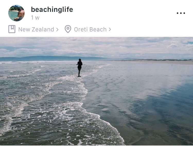 Oreti Beach, New Zealand - According to @beachinglife, Oreti Beach is perfect for swimming and 4x4 off roading. Sign us up! To see more awesome beaches, check out @beachinglife on Jet Journal.