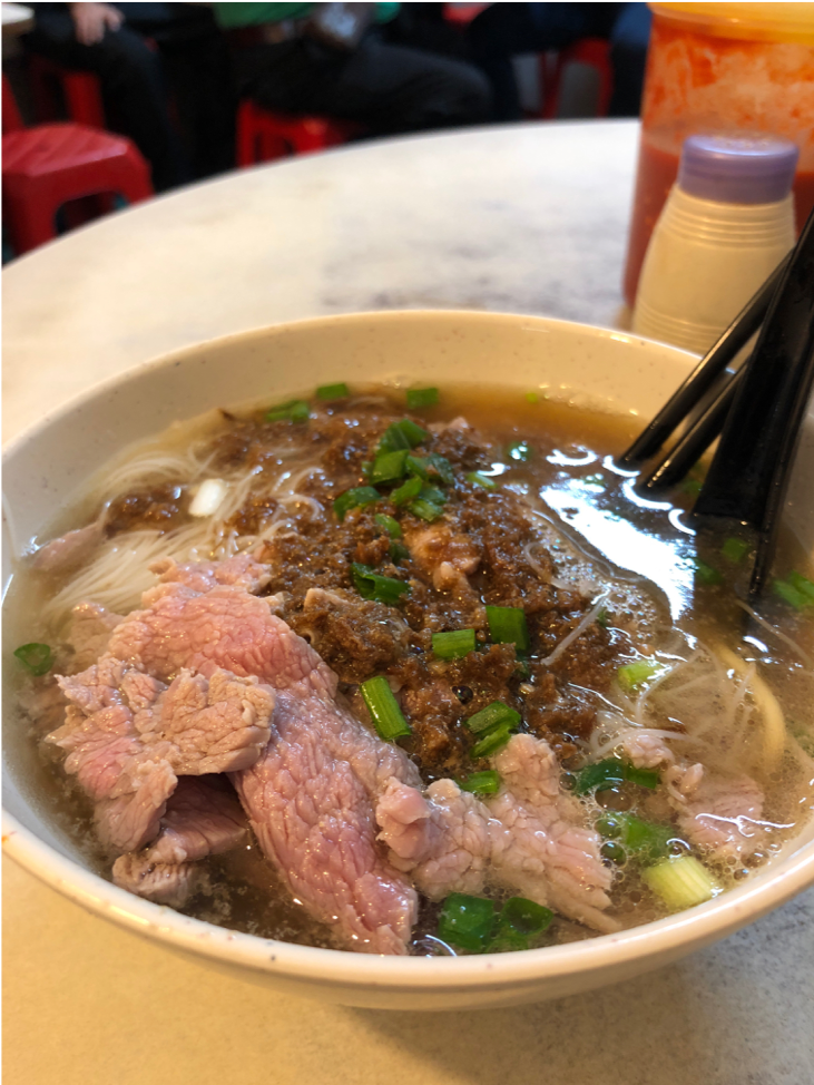 Shin Kee Beef Noodles - A must have when in Kuala Lumpur
