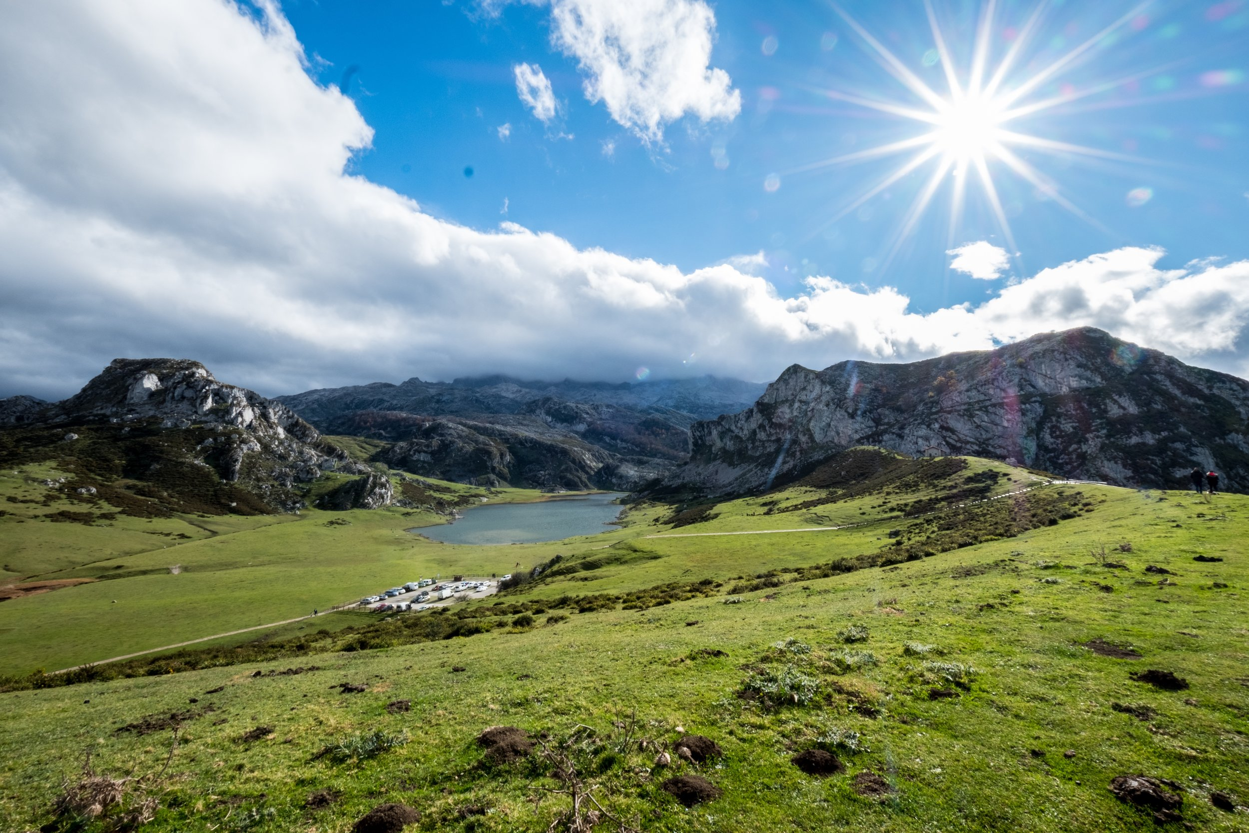 Picos de Europa - Awesome mountains in the Northern Spanish region