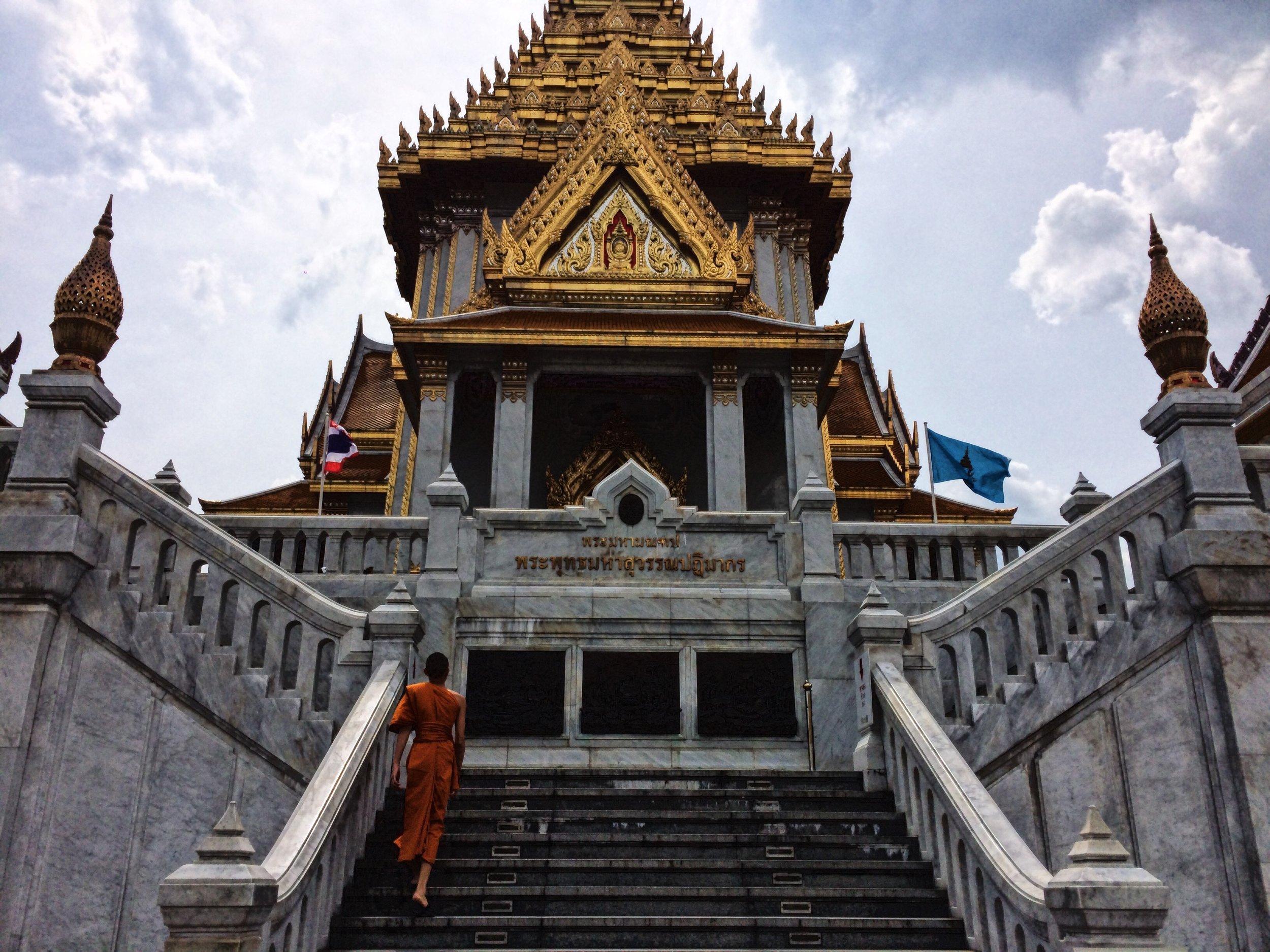Wat Phra Kaew - Within close walking distance of both Mad Monkey and Nitan