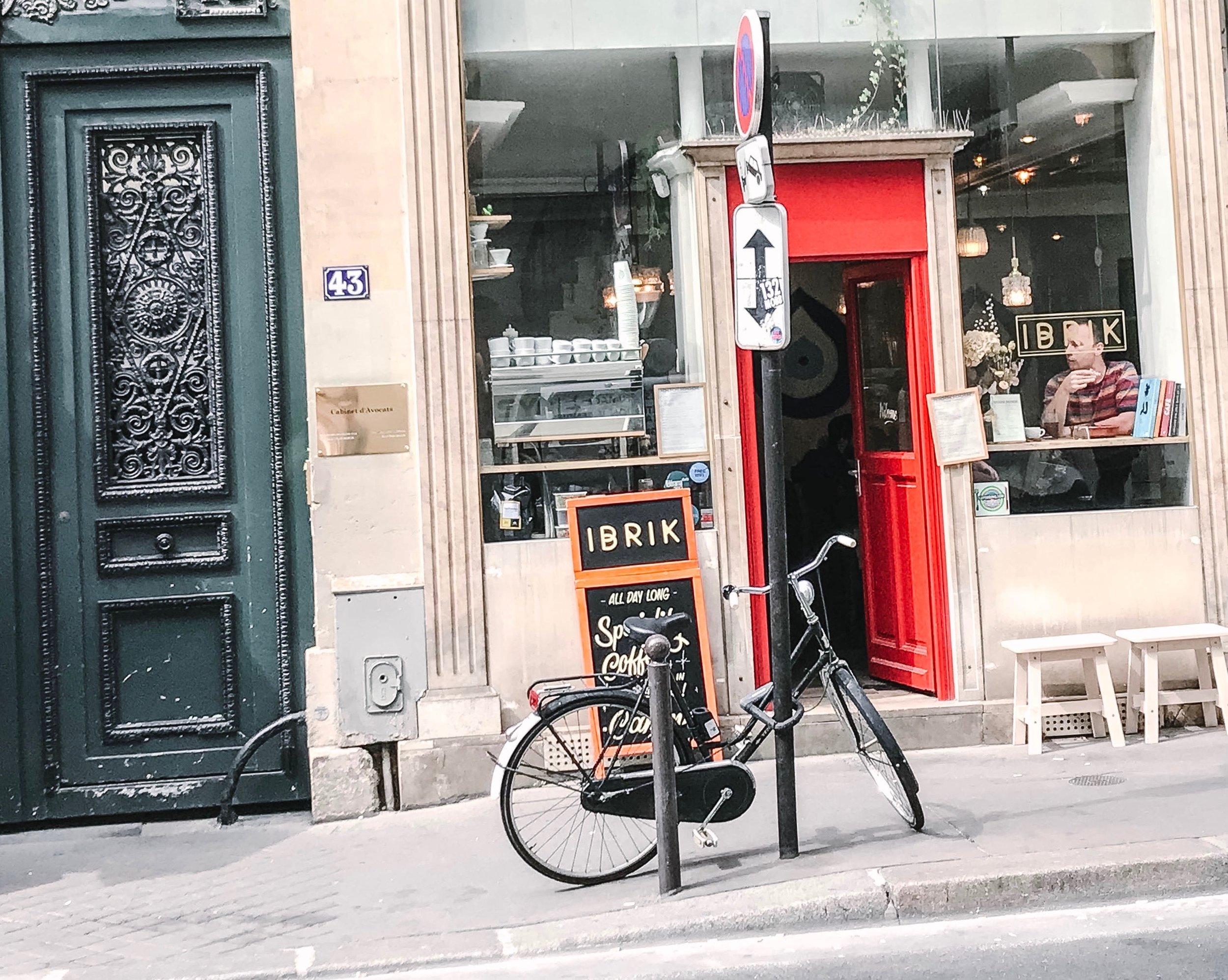 ibrik Paris 9eme