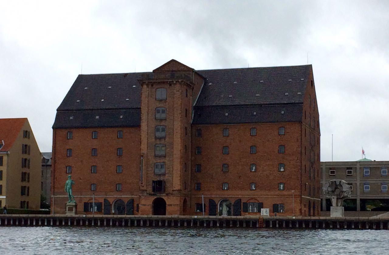 West Indian Warehouse, Copenhagen, Denmark