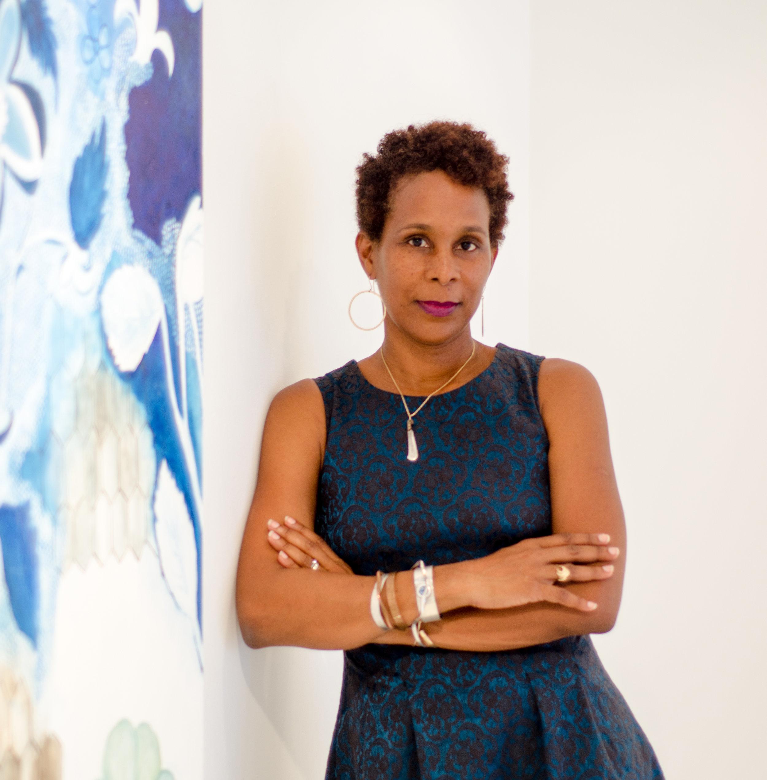 La Vaughn Belle, artist, Photo credit:David Berg