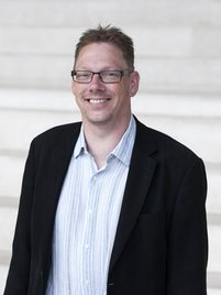 Henrik Holm, Senior Research  Curator of the Royal Cast Collection, Statens Museum Kunst, Photo courtesy of SMK