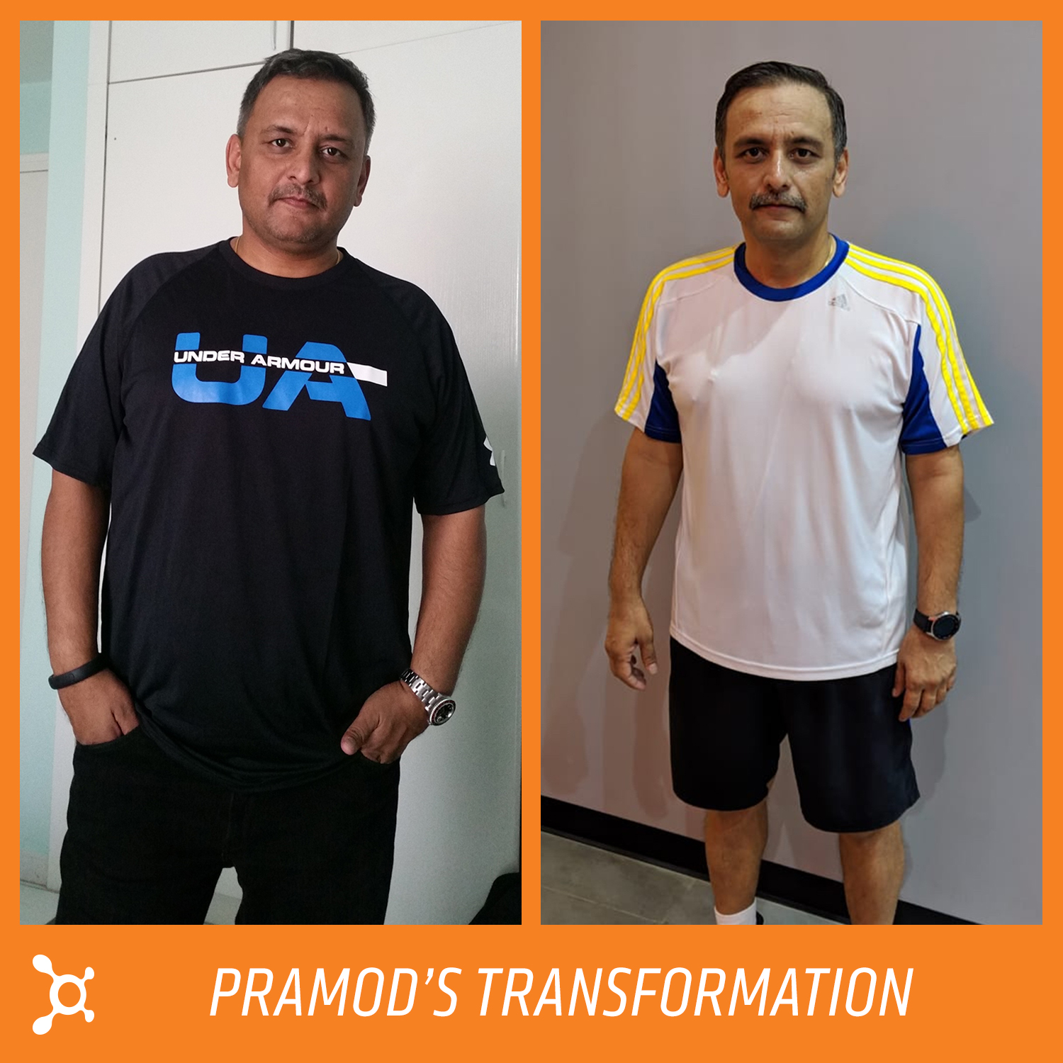 Pramod Transformation