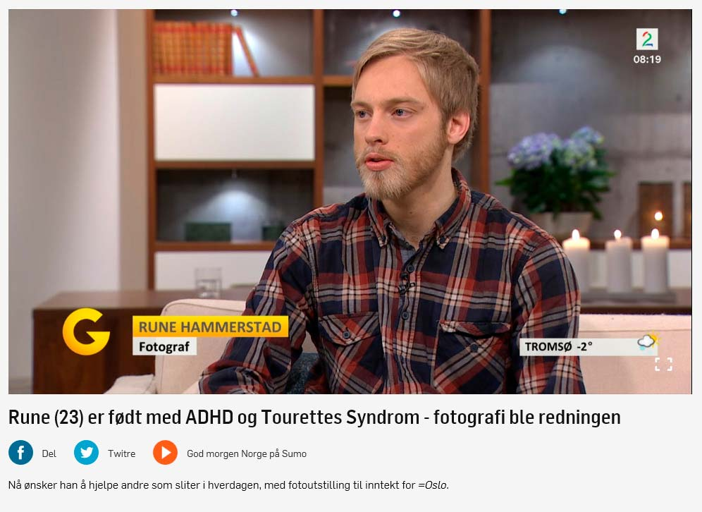TV2 God morgen Norge