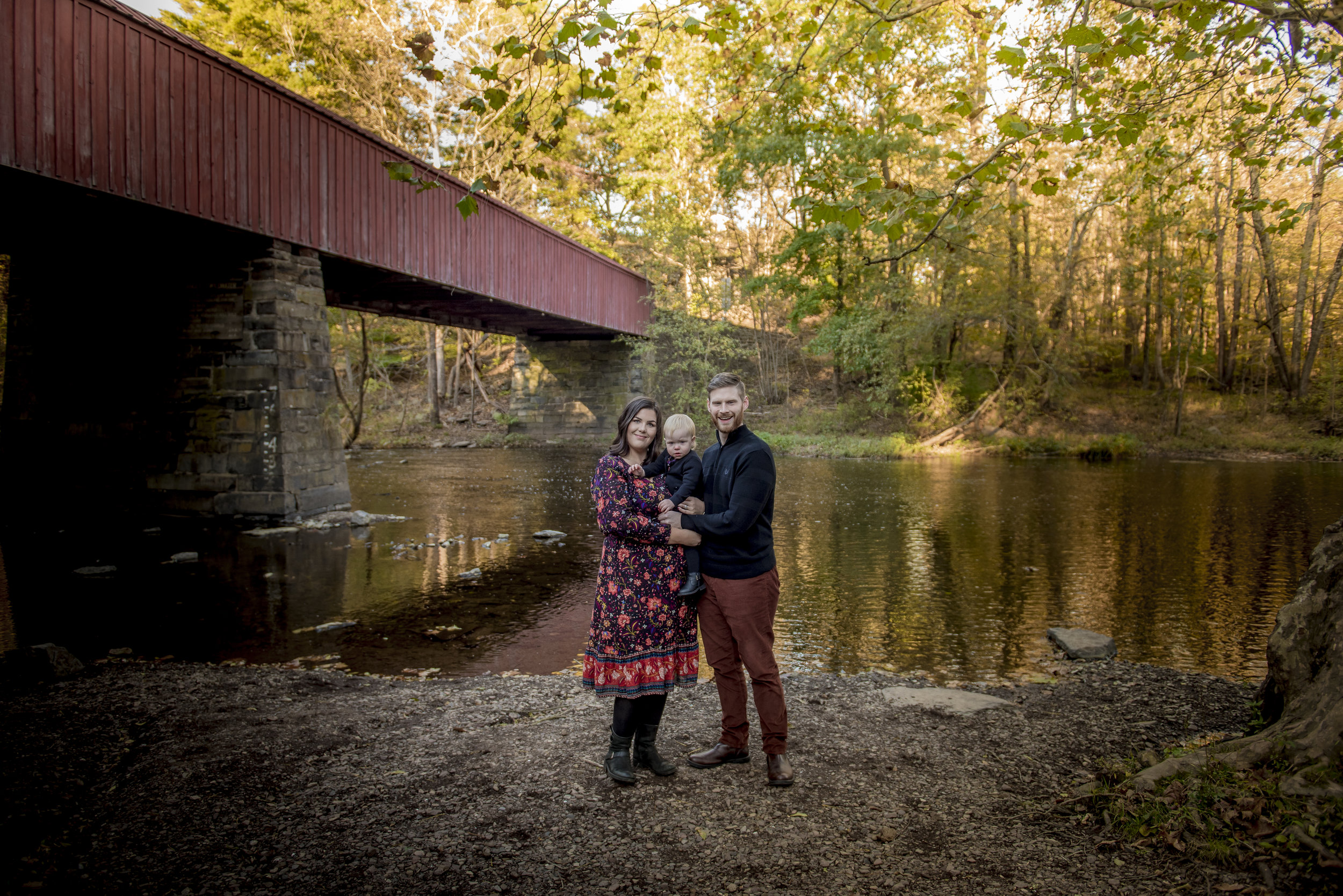 """""""Kelly took the most beautiful pictures of my little family.  We are so happy with how they turned out!  Our daughter wasn't so happy that day, but Kelly managed to capture the sweet happy moments."""""""