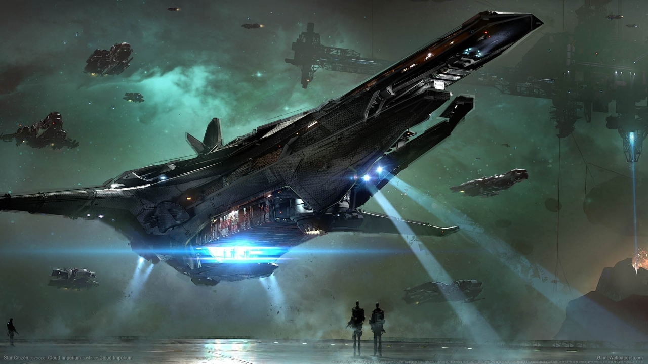 Star Citizen - Junior Designer - Current Job