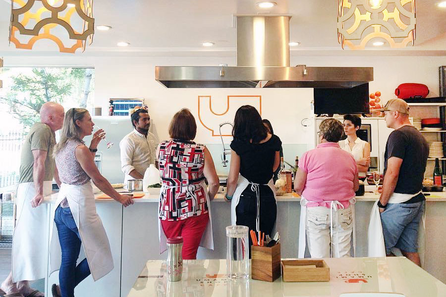 Cooking classes - Sign up now »