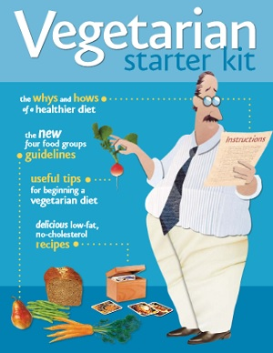 Vegetarian Starter Kit: Tips to help you started on plant-based eating