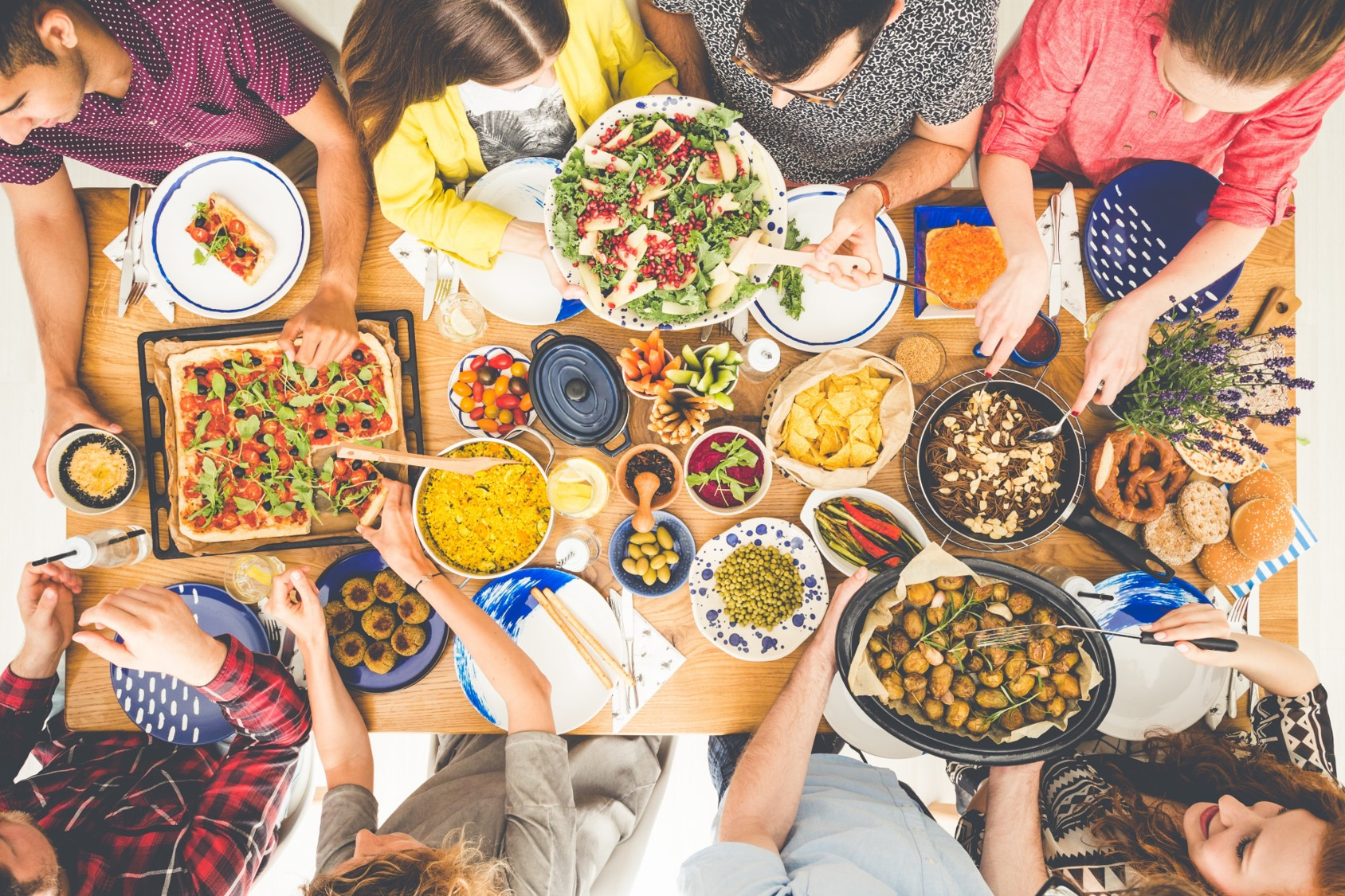 Dinner with the Doctor  A plant-based meal and health talk on lifestyle medicine